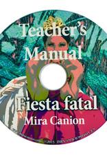 Fiesta Fatal - Teacher's Guide on CD