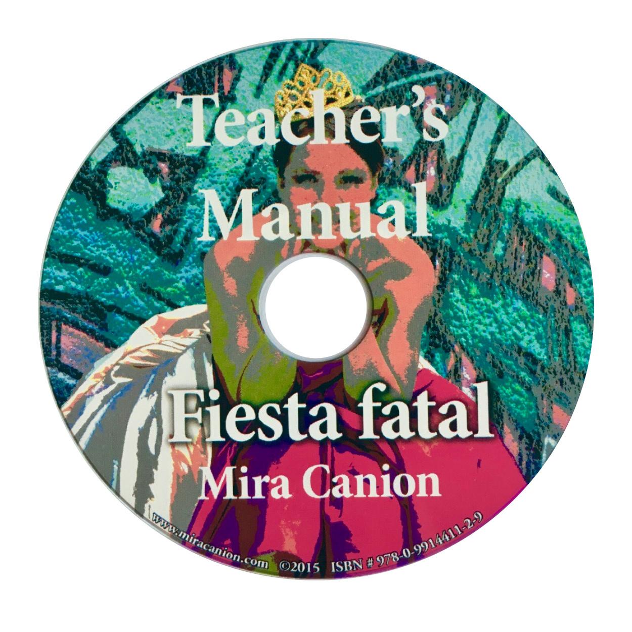 Fiesta Fatal - Docentenhandleiding