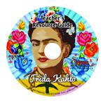 Fluency Matters Frida Kahlo  - Teacher's Guide on CD