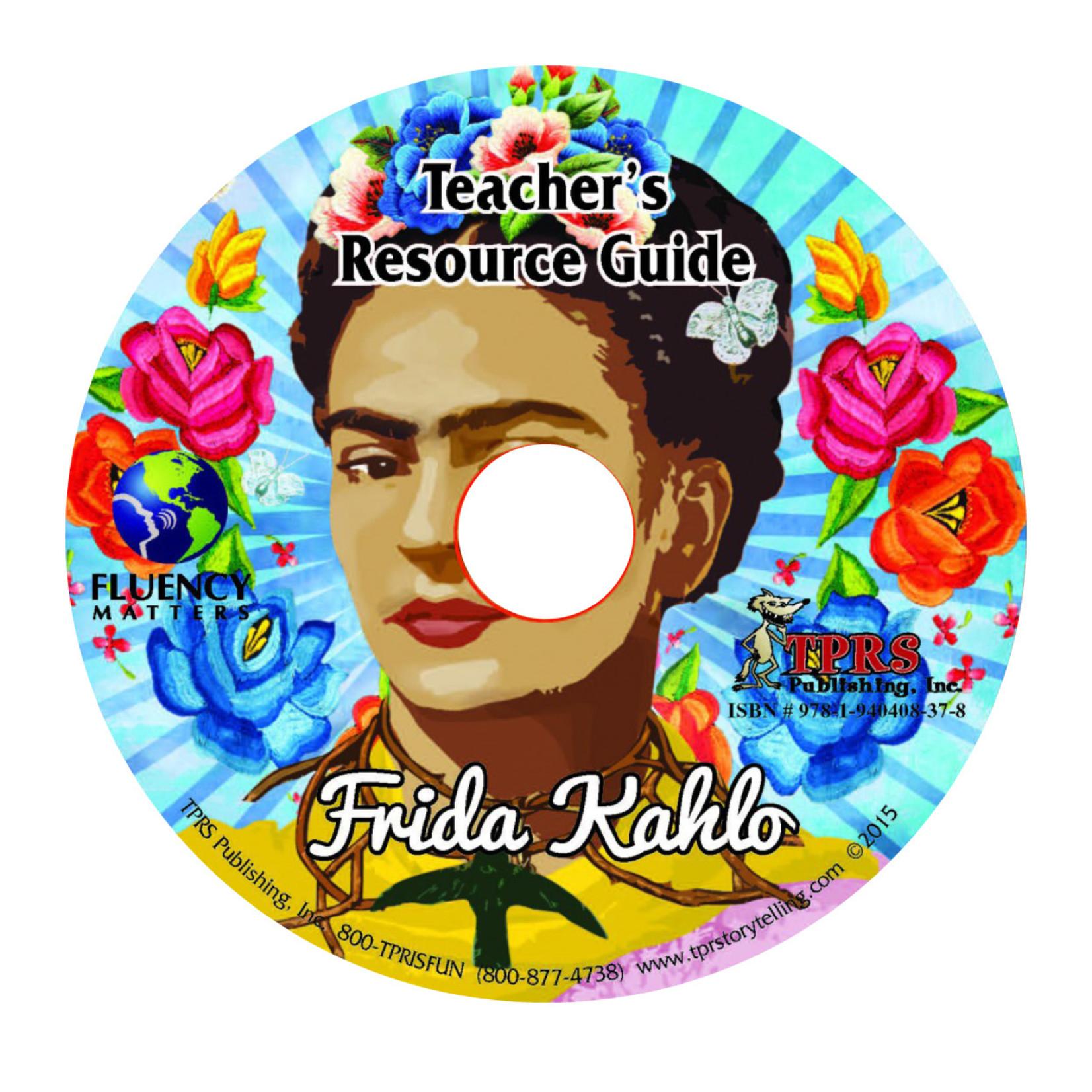 Fluency Matters Frida Kahlo  - Docentenhandleiding