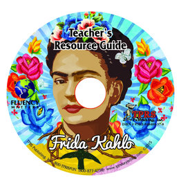 Frida Kahlo  - Teacher's Guide on CD