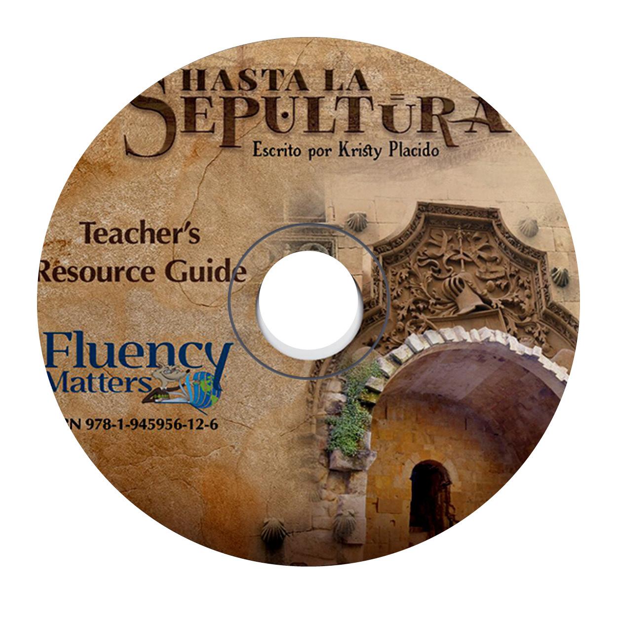 Hasta la sepultura - Teacher's Guide