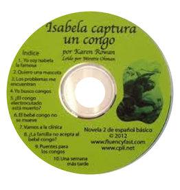 Isabela captura un congo - Audio Book