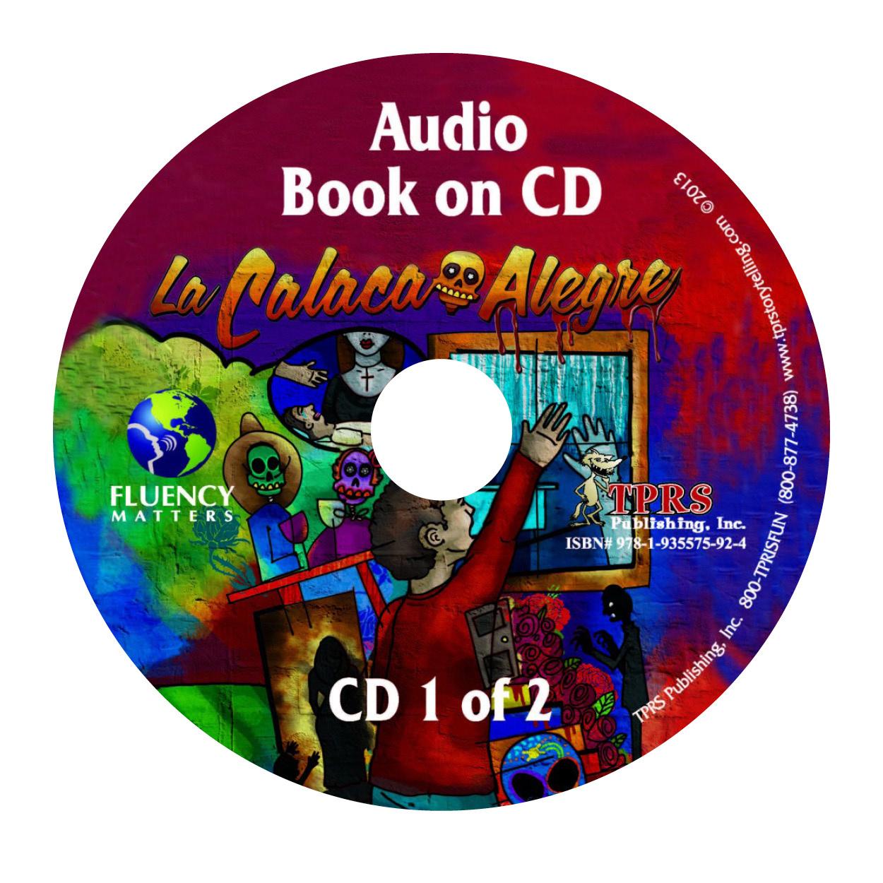 La calaca alegre - Audiobook