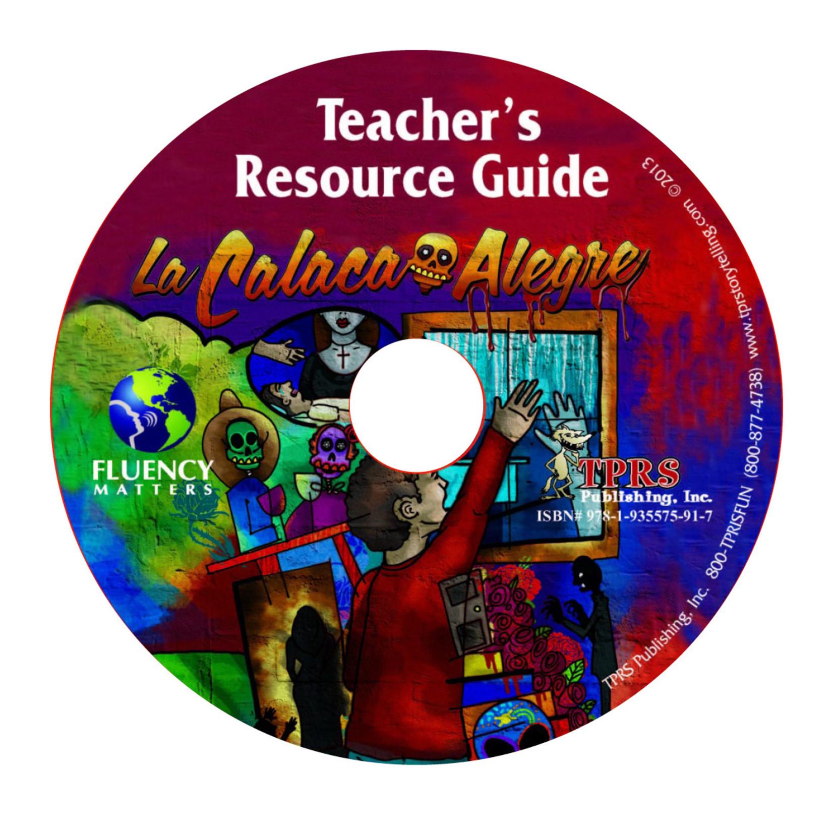Fluency Matters La Calaca Alegre - Docentenhandleiding