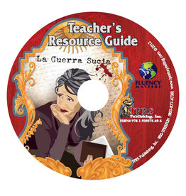La Guerra Sucia - Teacher's Guide on CD