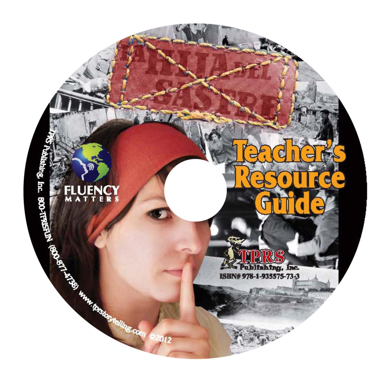 Fluency Matters La hija del sastre - Teacher's Guide on CD