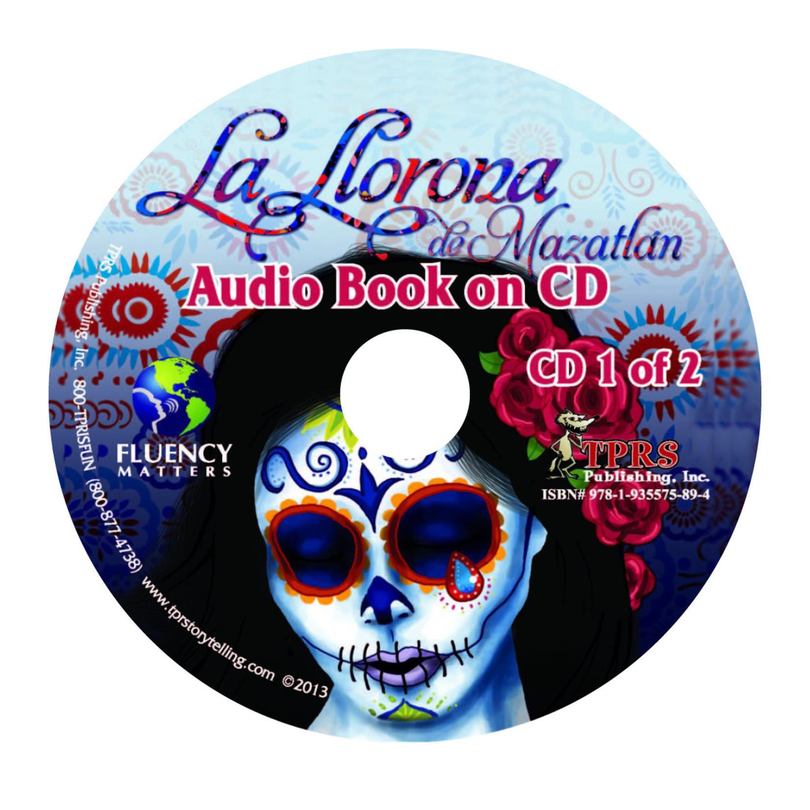 Fluency Matters La Llorona de Mazatlán - audio book