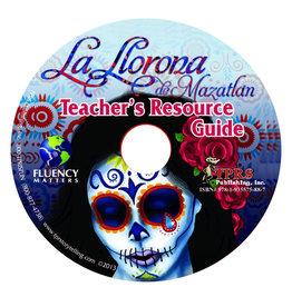 La Llorona de Mazatlán - Teacher's Guide on CD