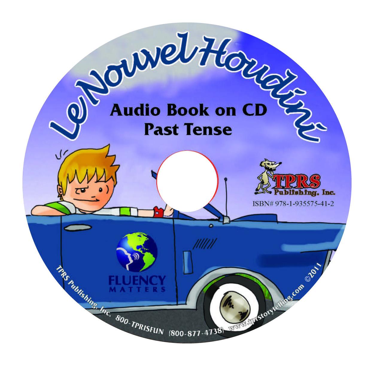 Le nouvel Houdini - Audio Book