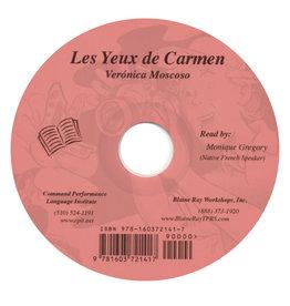 Les yeux de Carmen - Audiobook