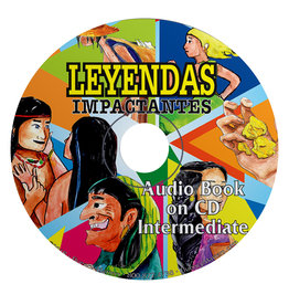 Leyendas impactantes - Audio Book