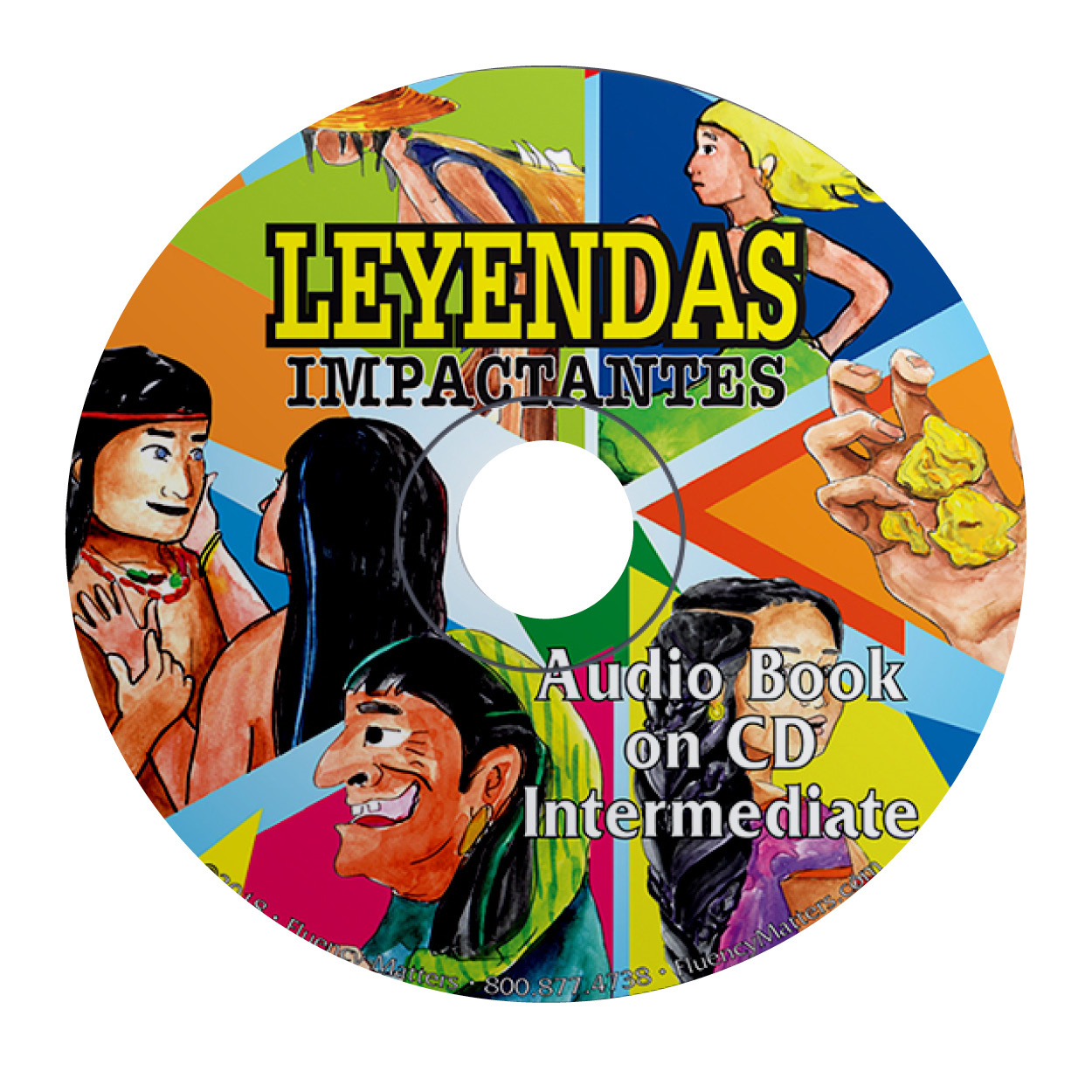 Leyendas impactantes - Audio Book
