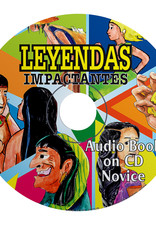 Leyendas impactantes - Luisterboek