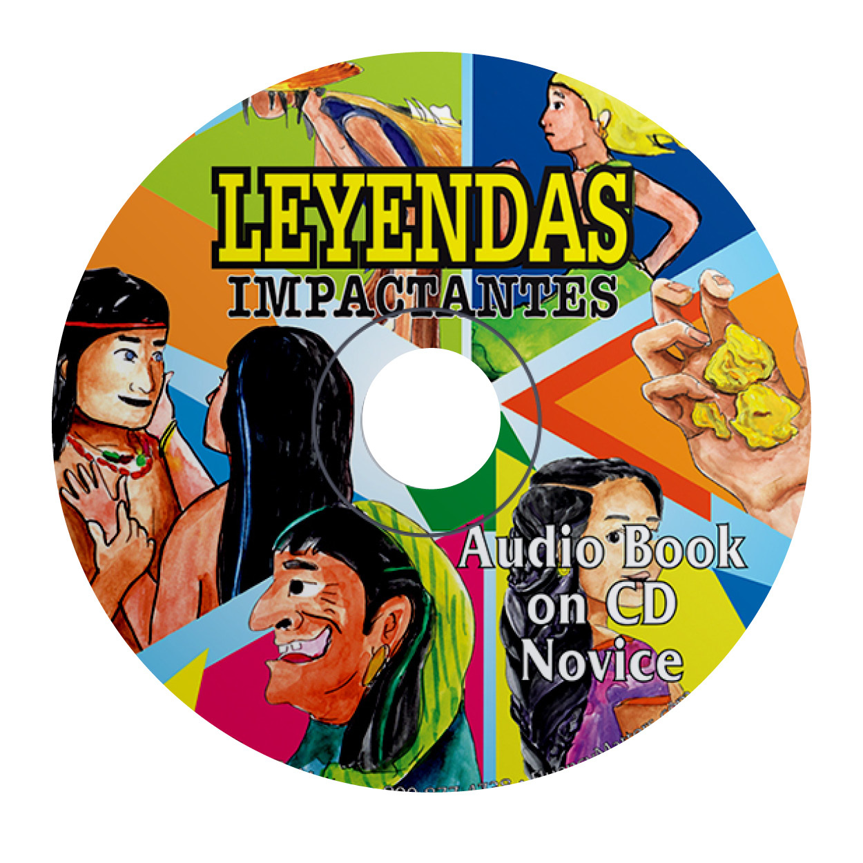 Leyendas impactantes - Audiobook