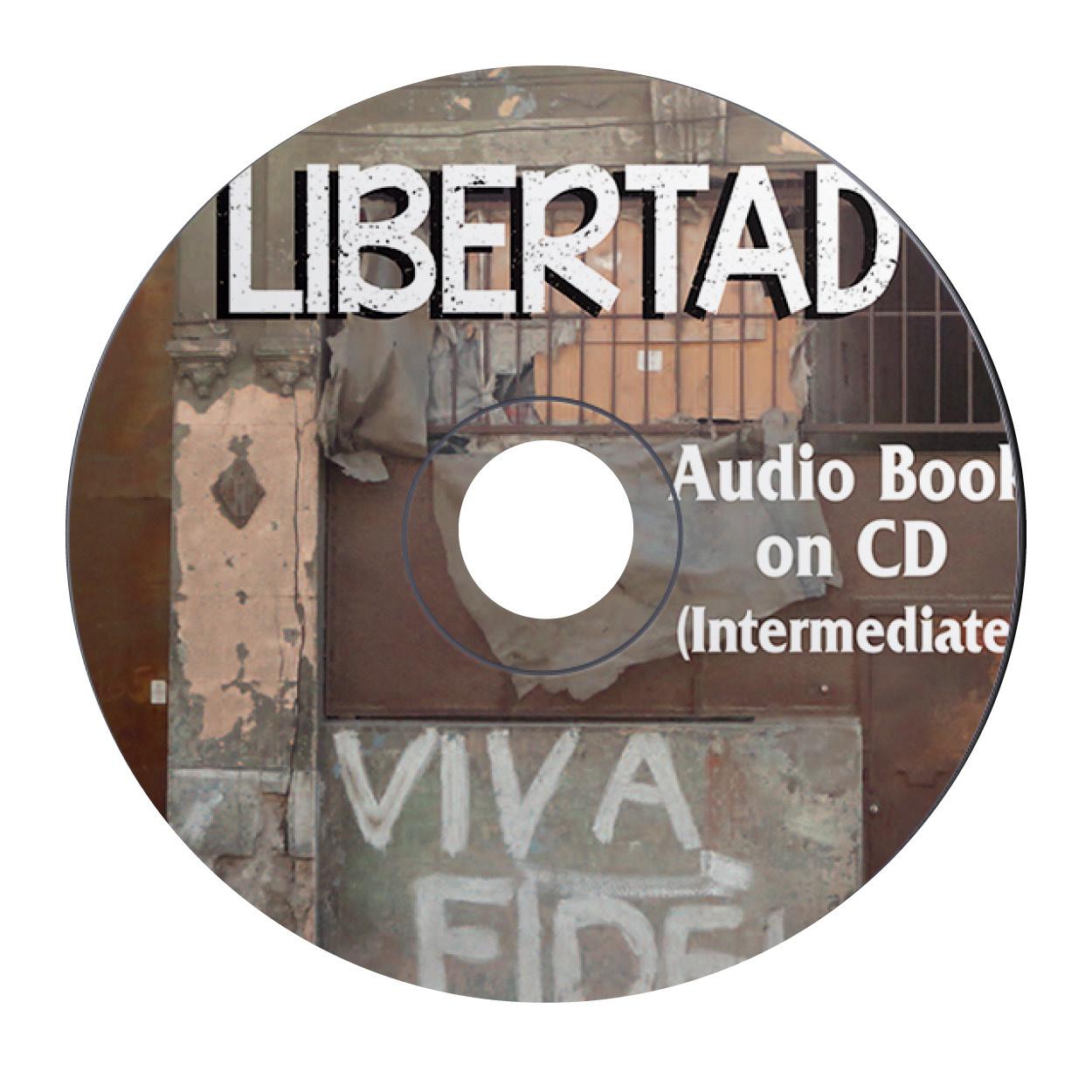 Libertad - Luisterboek