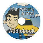 TPRS Books Ma voiture, à moi - Luisterboek