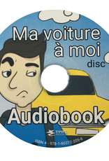Ma voiture, à moi - Luisterboek