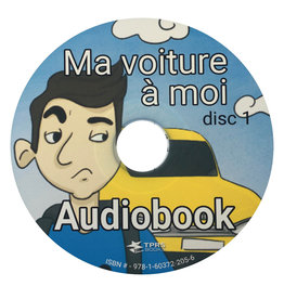 Ma voiture, à moi - Audio Book