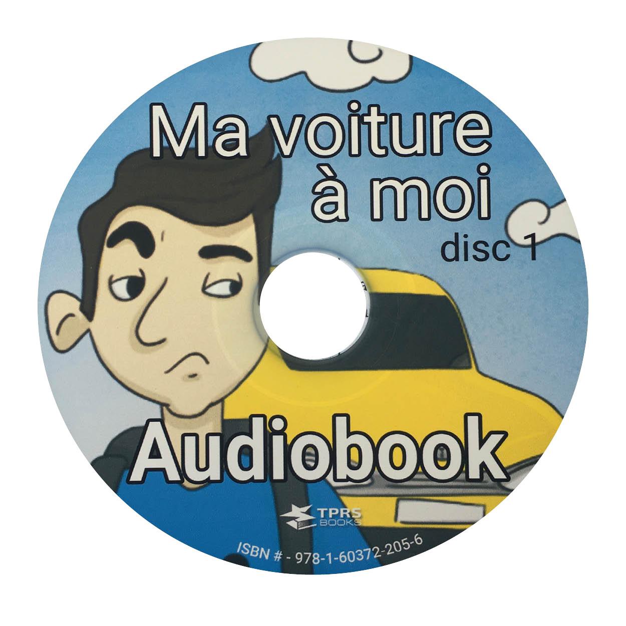 Ma voiture, à moi - Audio Book