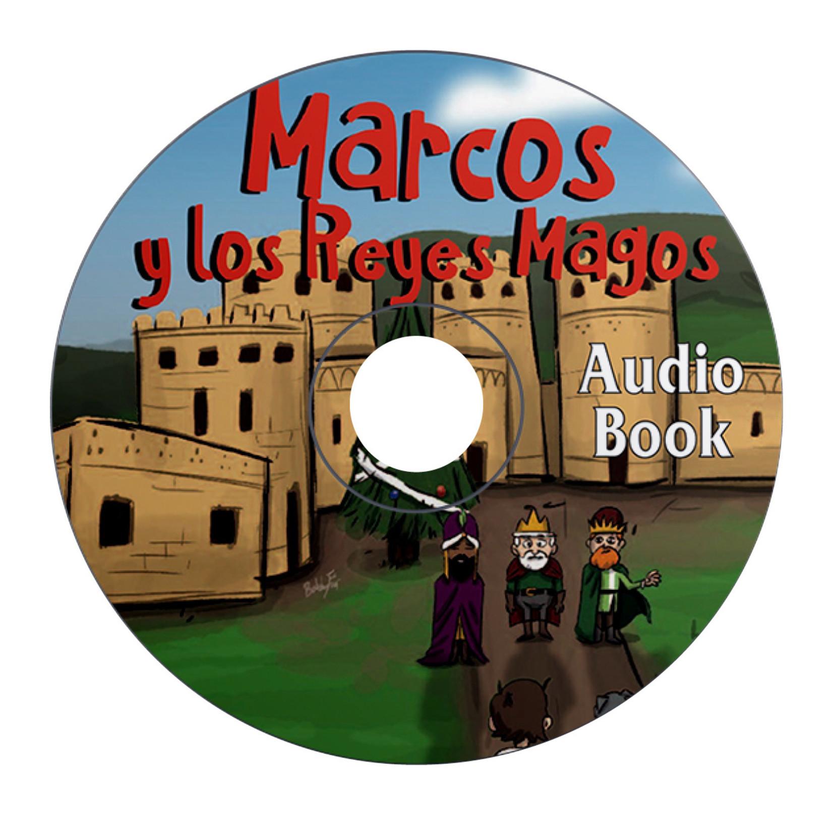 Fluency Matters Marcos y los Reyes Magos - Audiobook