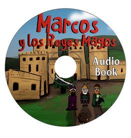 Marcos y los Reyes Magos - Luisterboek