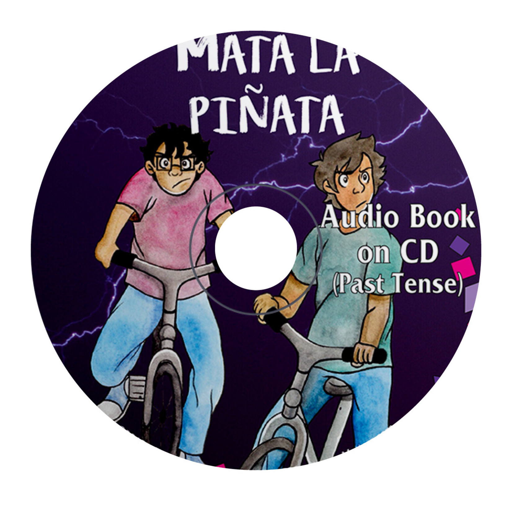 Fluency Matters Mata la piñata - Luisterboek