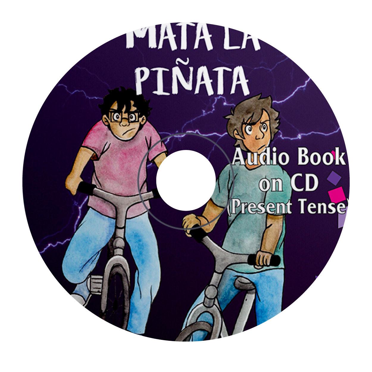 Mata la piñata - Audiobook
