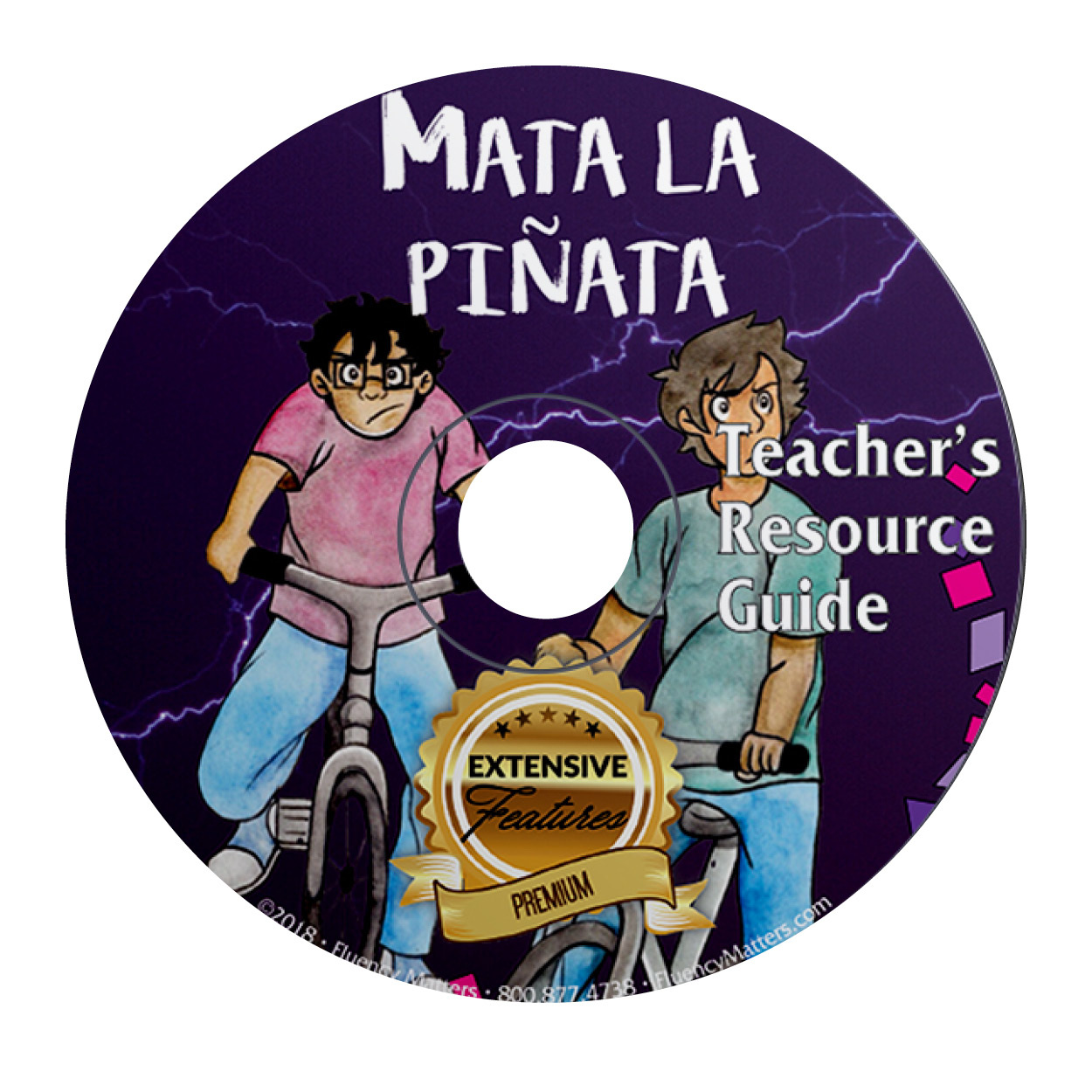 Mata la piñata - Teacher's Guide