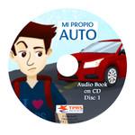 TPRS Books Mi propio auto - Audiobook