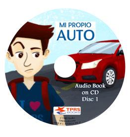 Mi propio auto - Luisterboek