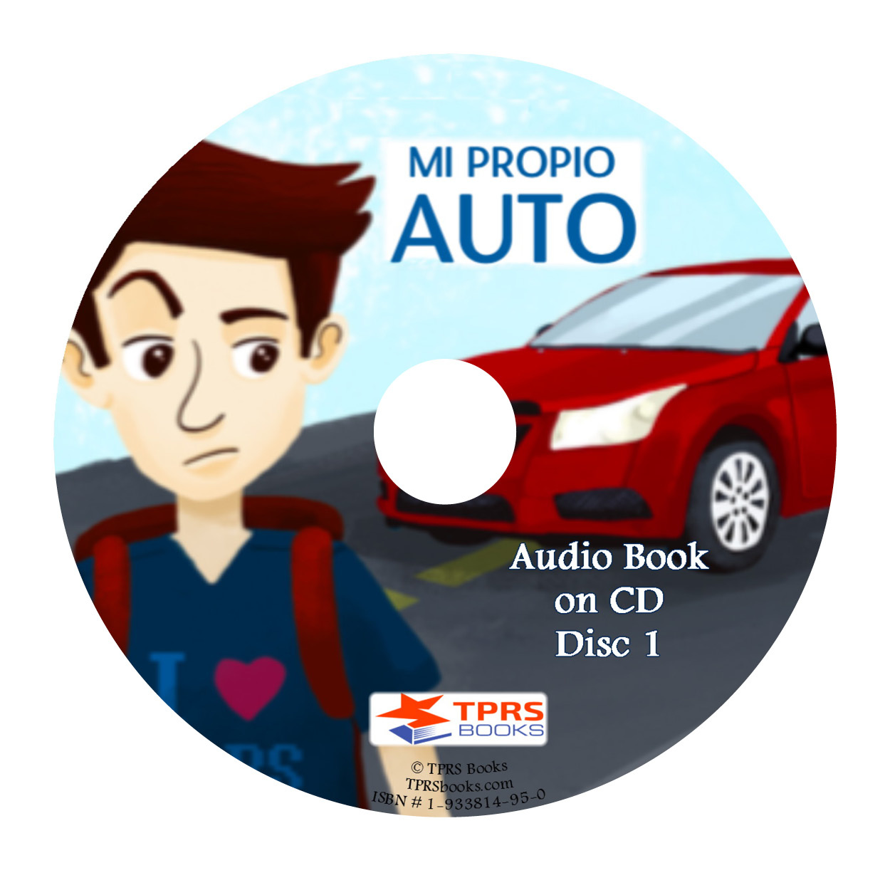 Mi propio auto - Audiobook