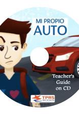 Mi propio auto - Teacher's Guide