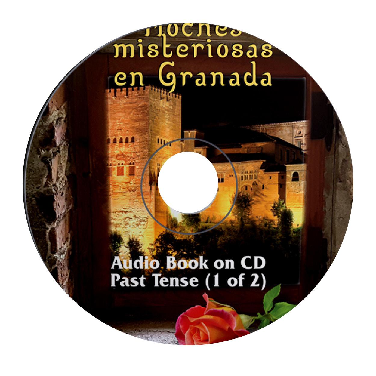 Noches misteriosas en Granada - Audio Book