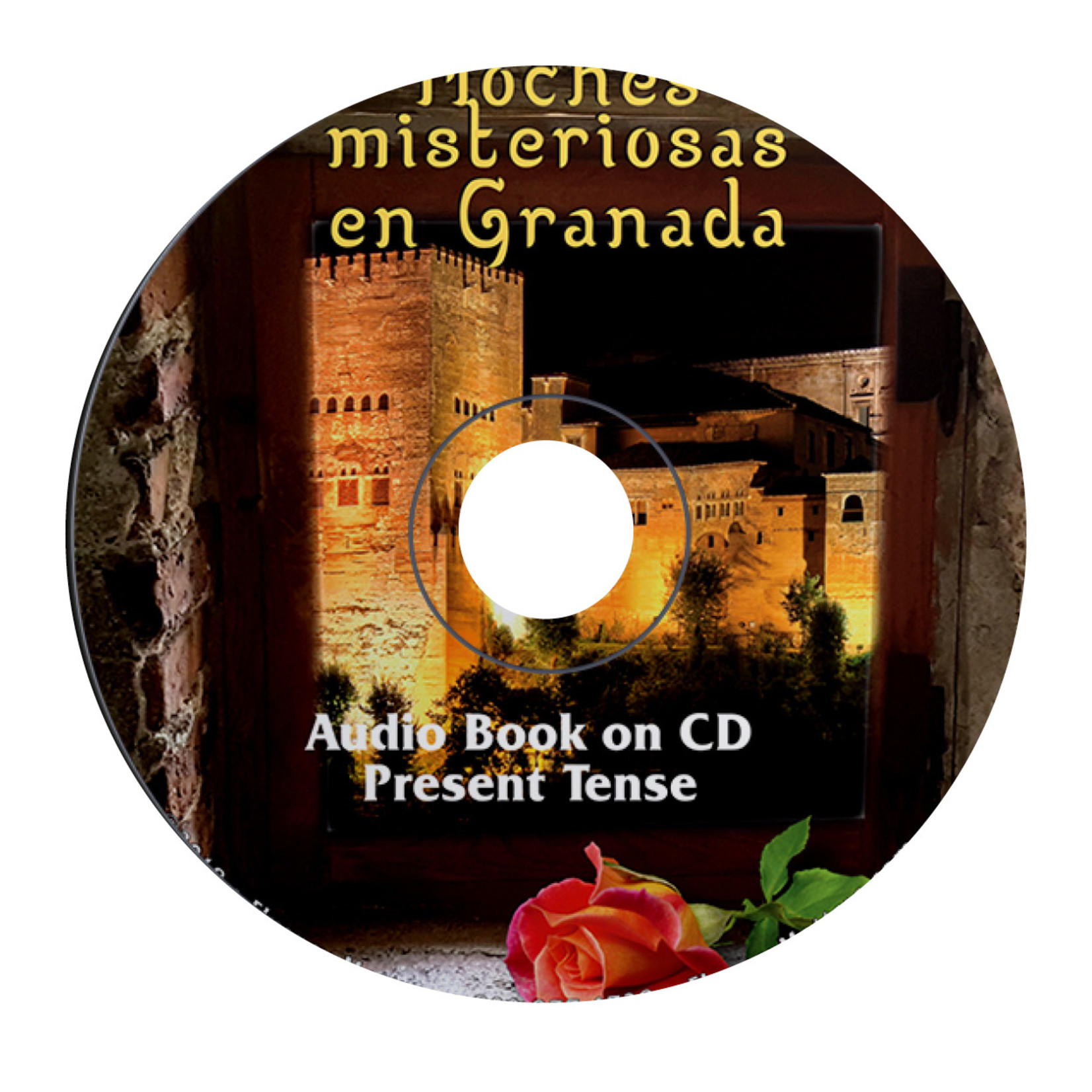 Fluency Matters Noches misteriosas en Granada - Luisterboek