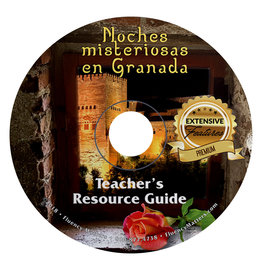 Noches misteriosas en Granada - Teacher's Guide on CD