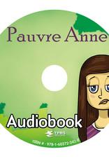 Pauvre Anne - Luisterboek