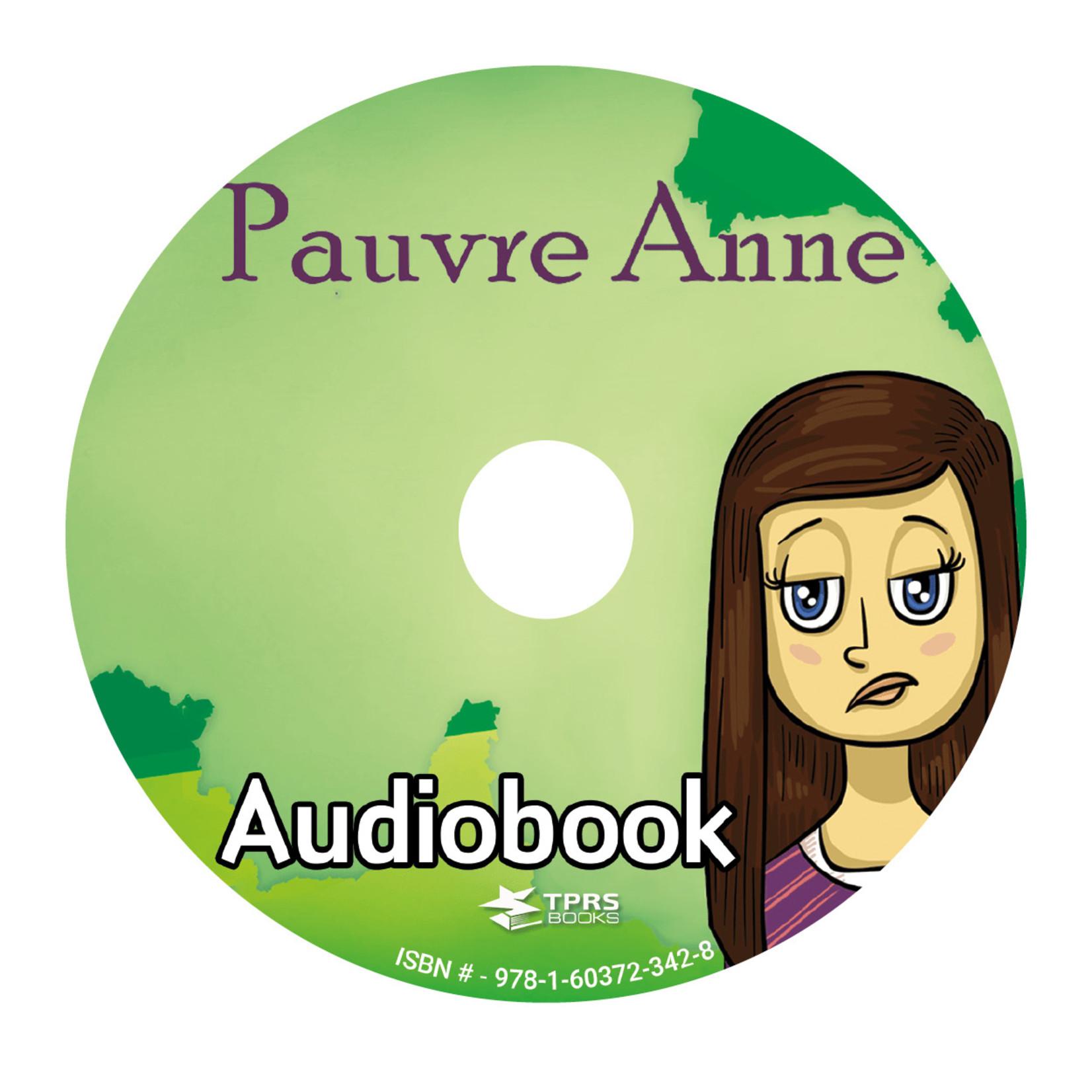 TPRS Books Pauvre Anne - Audiobook
