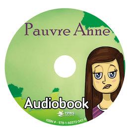 Pauvre Anne - Audiobook