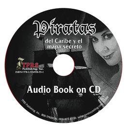 Piratas del Caribe y el mapa secreto - Audiobook