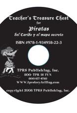 Piratas del Caribe y el mapa secreto - Docentenhandleiding