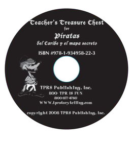 Piratas del Caribe y el mapa secreto - Teacher's Guide on CD