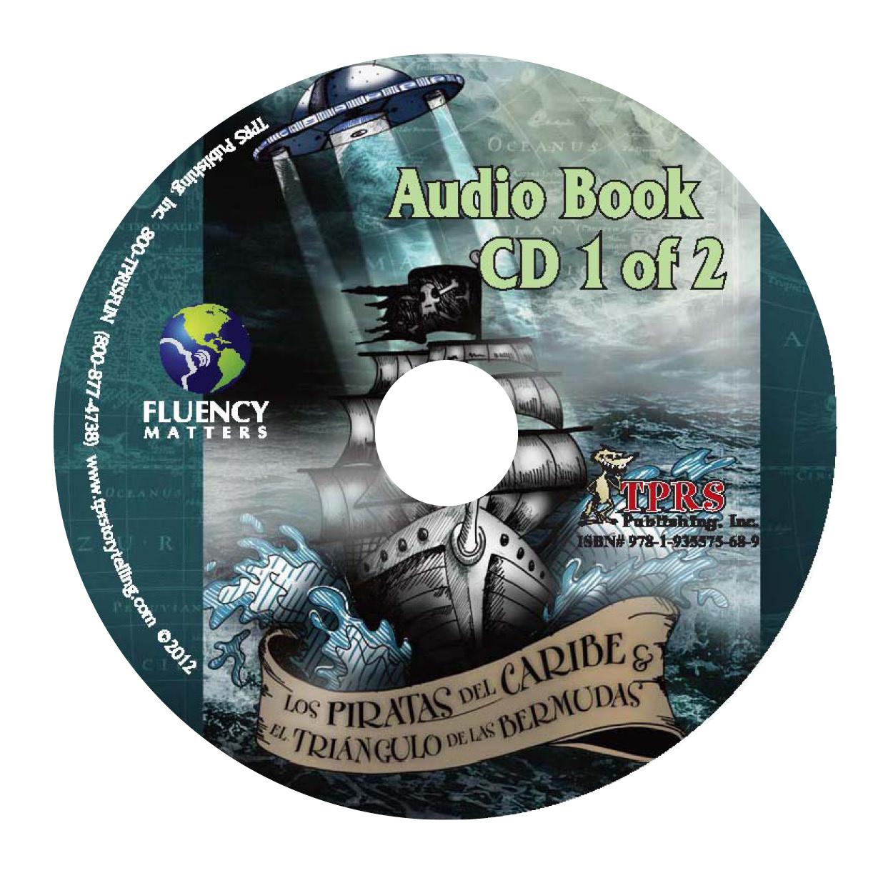 Los piratas del Caribe y el triángulo de las Bermudas - Audio Book