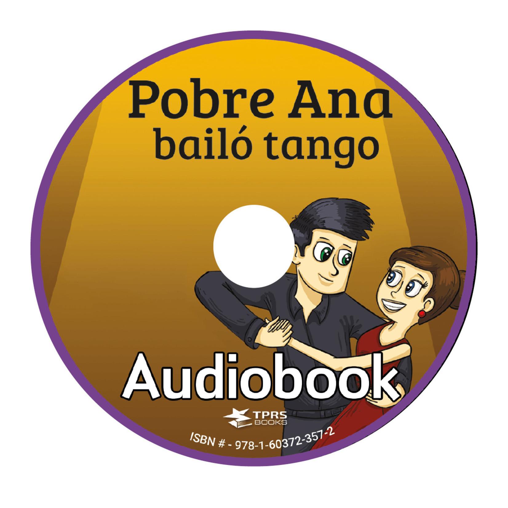 TPRS Books Pobre Ana bailó tango - Luisterboek