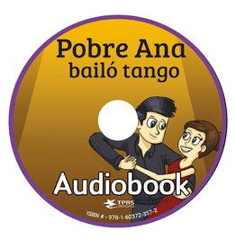 Pobre Ana bailó tango - Audio Book