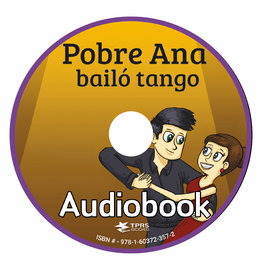 Pobre Ana bailó tango - Audiobook