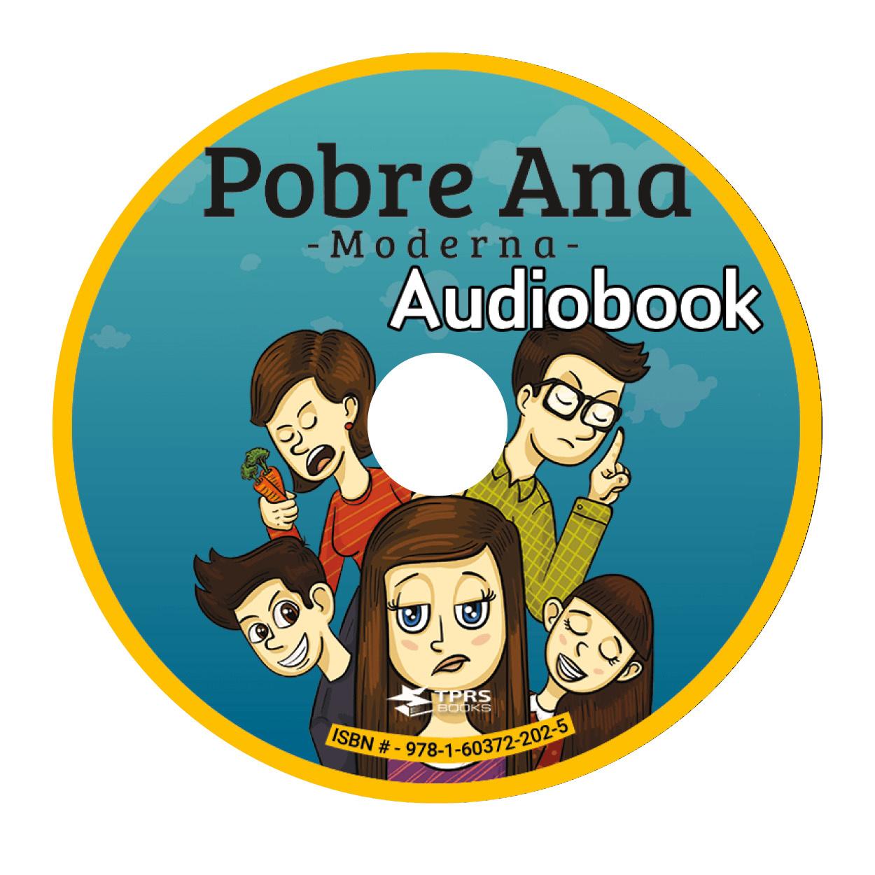 Pobre Ana moderna - Luisterboek