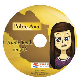 Pobre Ana - Audio Book