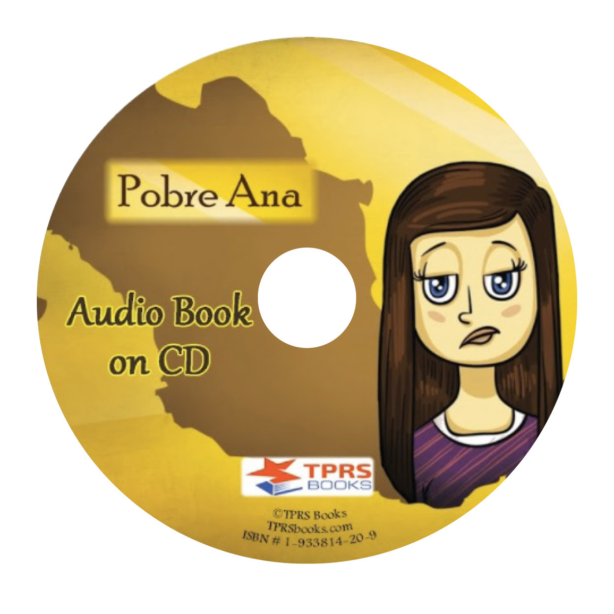 Pobre Ana - Luisterboek