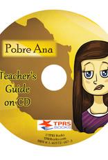 Pobre Ana - Teacher's Guide